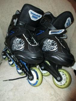 Blade Runner Skates Roller Blades Kids Youth Adjustable Size
