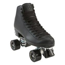 skates wave mens roller skate black 7