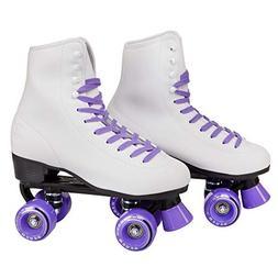Cal 7 Soft Boot Roller Skate, Retro Fashion High Top Design