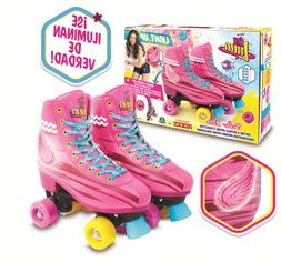 Soy Luna Disney Light Up Roller Skates Original TV Series 20