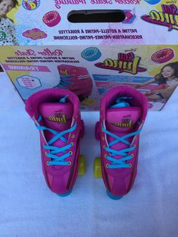 Soy Luna Roller Skates Training Disney Original TV Series Si