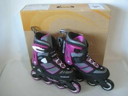 Rollerblade Spitfire XT 4-Size Expandable Girls Inline Skate