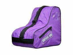 Epic Skates Standard Roller Skate Bag, One Size Purple