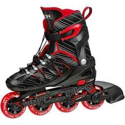 Roller Derby Stinger 5.2 Adjustable Boy's Inline Skate Black