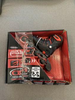 Roller Derby Boy's Stinger 5.2 Adjustable Inline Roller Skat