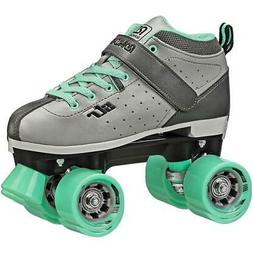 Roller Derby STR Seven Women's Roller Skate Grey/Mint