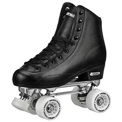 Pacer Stratos Traditional Quad Indoor Roller Rink Skates, Wh
