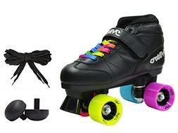 Epic Skates Men's Super Nitro Rainbow, Size 9