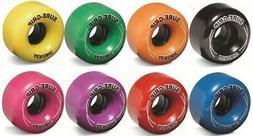 Sure-Grip Aerobic Outdoor Roller Skate Wheels
