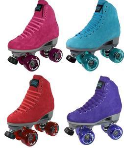 Sure-Grip Boardwalk Outdoor Roller Skates w/ Boardwalk Wheel