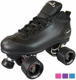 Sure-Grip Cyclone Roller Skates in four different colors