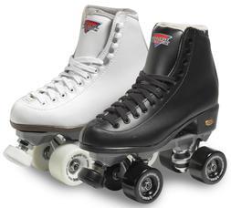 Sure-Grip Fame Vinyl Boot Roller Skates w/ Rock Plate & Bear