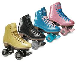 Sure Grip Stardust Glitter High Top Glitter Roller Skates In