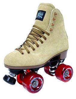 Sure-Grip Tan Boardwalk Skates