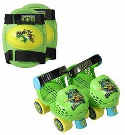 PlayWheels Teenage Mutant Ninja Turtles Roller Skates with K