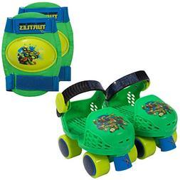 PlayWheels Teenage Mutant Ninja Turtles Kids Roller Skates w