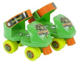 Teenage Mutant Ninja Turtles Rollerskate with Knee Pads, Jun