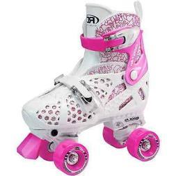 Roller Derby Trac Star Adjustable Quad Roller Skates - Girls