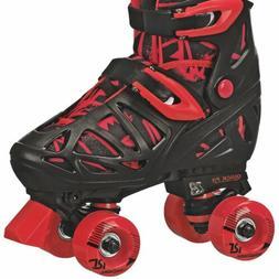 Roller Derby Trac Star Boy's Adjustable Roller Skate Large