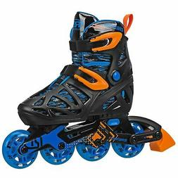 Roller Derby Tracer Boy's Adjustable Inline Small 12-1 Youth