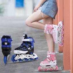 Inline Skates Rollerblades for Kids Outdoor Roller Children
