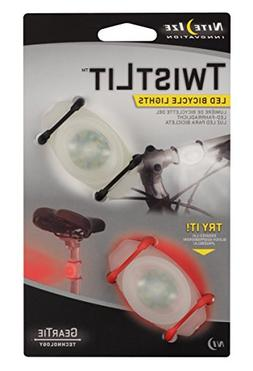 Nite Ize TwistLit 2 Pack Red and White TLT-2PK-A1P1