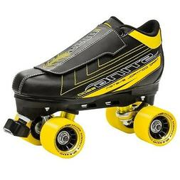Roller Derby U770-10 Sting 5500 Mens Quad Skate Black & Yell