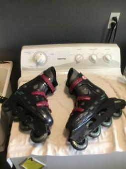 Ultra Wheels Inline Roller  Blades Men's Size 13, WH 80mm