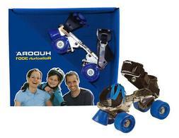 unisex child model 3001 rollerskate blue black