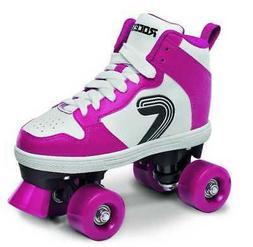 Roces Women's Hoop Fitness Quad Roller Skates Sneaker Style