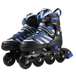 USA Inline Skates Adult Cool Breathable Adjustable Size PU R