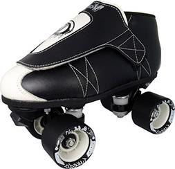 VNLA Vanilla Jr. Tuxedo Quad Speed Roller Jam Skates Mens 10