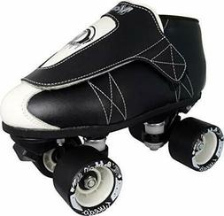 VNLA Vanilla Jr. Tuxedo Quad Speed Roller Jam Skates Mens 7
