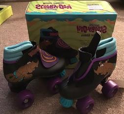 Vintage 2000 - Scooby Doo Roller Skates - Children's J10 -