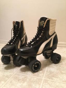 Vintage Marco Polo Warrior Roller Skates Men's Size 11? Se