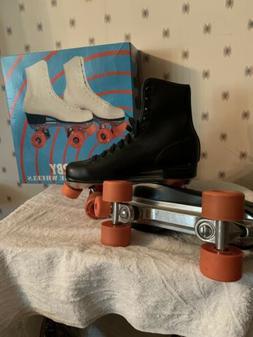 Vintage Men's Size 11 Official Roller Derby Brand Skates