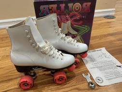 vintage roller star skates womens size 8