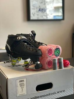vip roller derby skate package size 5