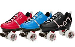 Labeda Voodoo U3 Quad Speed Roller Skates Choose Red, Blue o