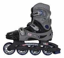 voyager inline skates roller blades in sizes