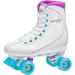 Roller Derby Women's Roller Star 600 Roller Skates White/Lav