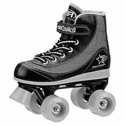 Roller Derby 1378-01 Youth Boys Firestar Roller Skate, Size