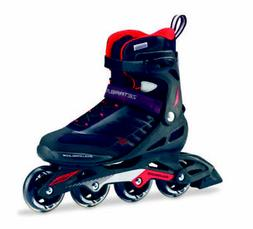Rollerblade Zetrablade Men's Inline Skate - Black/Red
